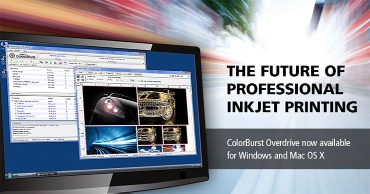 Overdrive 2.0 - The Future of Professional Inkjet Printing