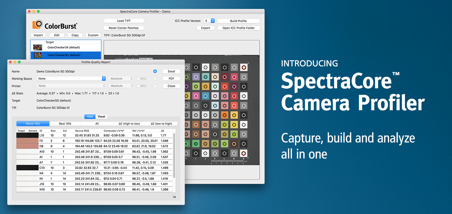 Introducing SpectraCore Profiler